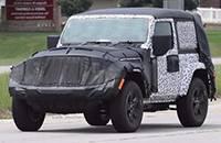 越野利器换代归来 Jeep全新牧马人实车曝光