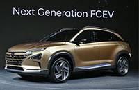 现代全新纯电动SUV曝光 续航里程超越特斯拉