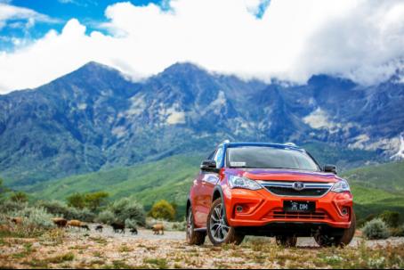 比亚迪新能源车2月销量创同期新高,逆势增长303%