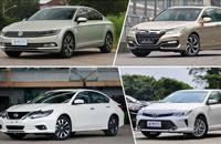 强调口碑和产品力 点评7月市场热销中级车