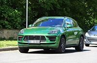 换全新发动机 保时捷新款Macan或于7月25日首发