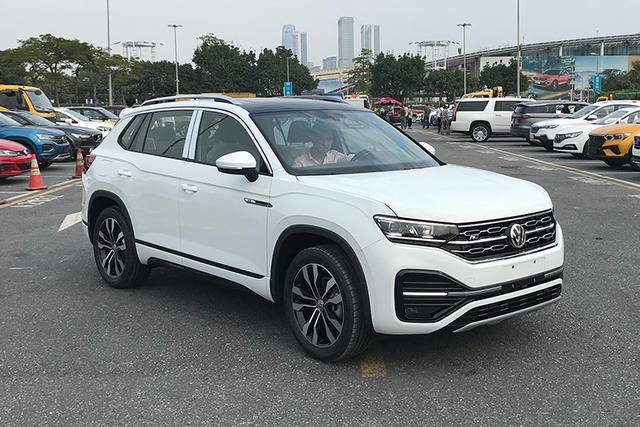 2018广州车展腾讯探营:探岳R-Line实车