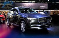 提供4款车型可选 长安马自达CX-8配置曝光