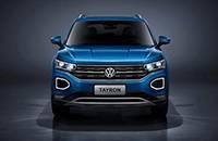 """一汽-大众全新中型SUV英文命名为""""TAYRON"""""""