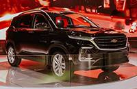 宝骏530的姊妹车 全新雪佛兰科帕奇发布