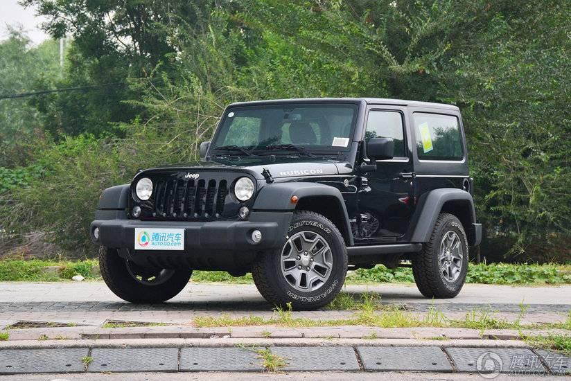 [腾讯行情]中山 Jeep牧马人最高优惠2万元