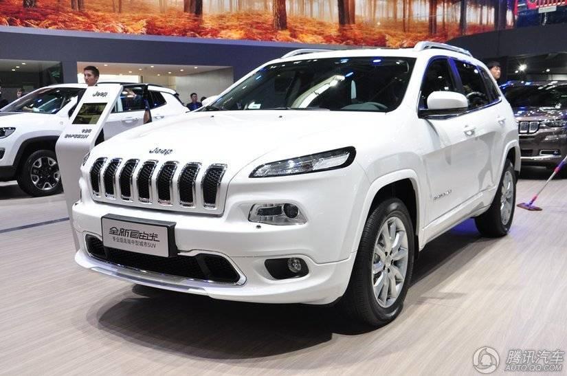 [腾讯行情]中山 Jeep自由光限时直降4万元