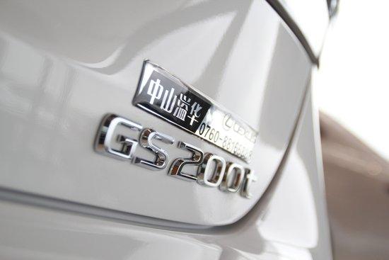 追求完美!实拍雷克萨斯GS 200t