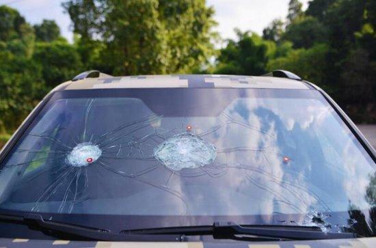CS95特种车再曝光,防弹玻璃加持堪称金刚不坏!