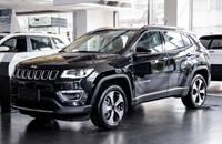 SUV中的优等生 静态实拍广汽菲克全新Jeep指南者