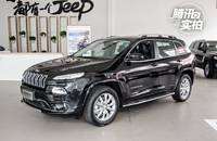 带来更多的好感 中山实拍2017款全新Jeep自由光