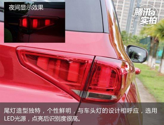 未来派超动感SUV瑞虎7中山中天奇瑞到店新车实拍