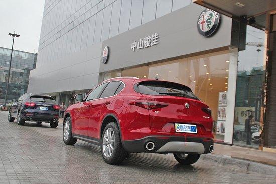 玛莎拉蒂和阿尔法·罗密欧双品牌展厅进驻中山 目前现车已到店