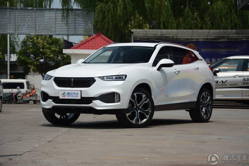 [腾讯行情]中山 WEY VV7 购车优惠8000元