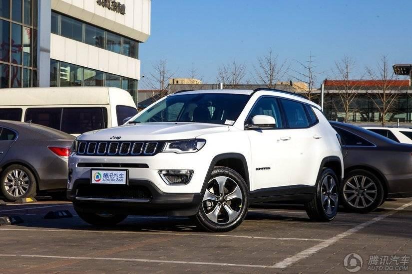 [腾讯行情]中山 全新Jeep指南者降5000元
