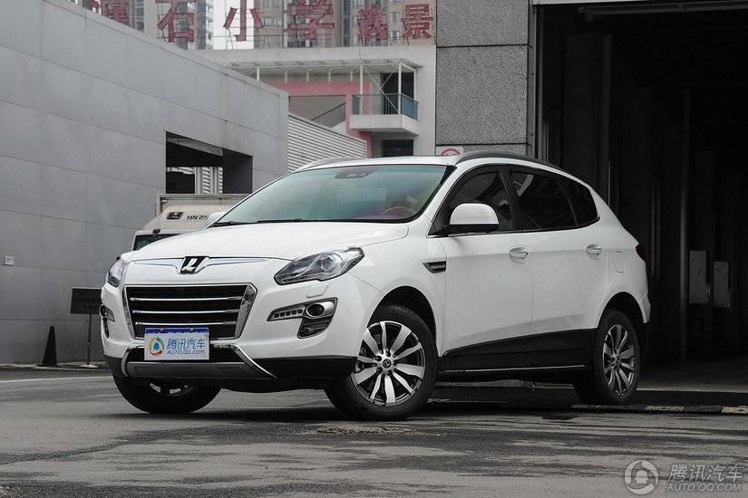 [腾讯行情]中山 纳智捷大7 SUV优惠5000元
