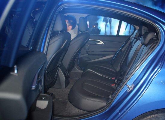 最年轻的宝马  中山宝星全新BMW 1系运动轿车上市