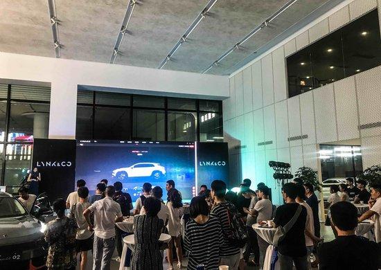 领克02 珠海合尧领克中心上市 售12.28万起