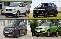 初生牛犊不怕虎 4款新上市SUV推荐