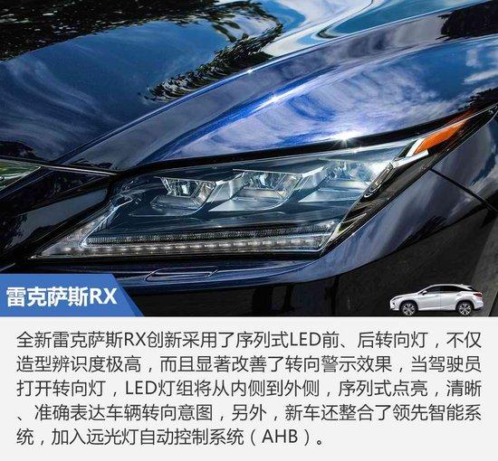 眼界不同 开创的世界不同 腾讯汽车试驾雷克萨斯RX450h