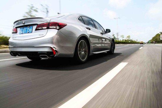 """完美诠释 """"精确""""不凡 珠海试驾广汽Acura TLX-L"""