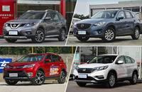20万元级最佳选择 四款日系城市SUV车型推荐