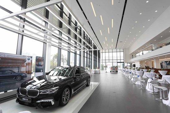 """开启 """"悦创造奇迹""""本地化体验 BMW授权经销商珠海星之宝隆重开业"""