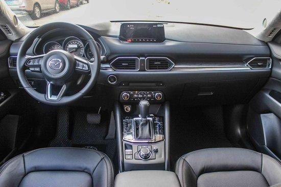 腾讯汽车·珠海站 实拍新款长安马自达CX-5