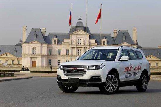 17万起 超值中型SUV红标哈弗H7L燃擎上市