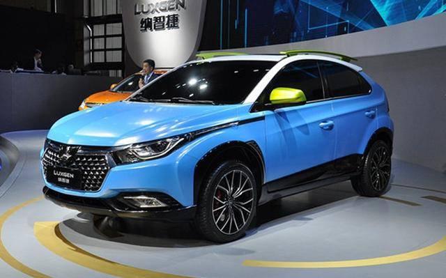 纳智捷全新小型SUV将10月上市 或命名为U5
