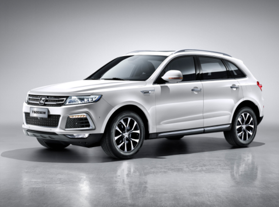 主流价值SUV  众泰T600运动版登陆资阳