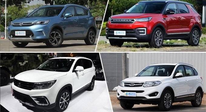 小排量增压风靡 10万级优秀自主SUV推荐