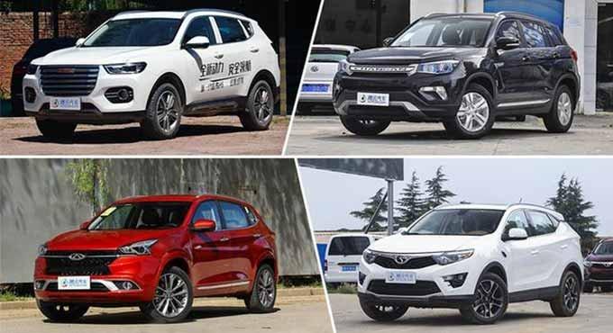 [导购]12万全能之选 新晋自主紧凑级SUV推荐