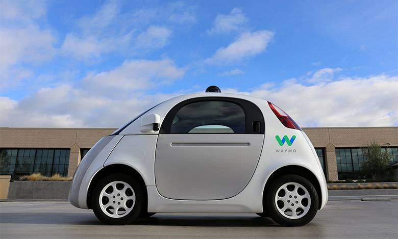 谷歌Waymo自动驾驶卡车首次被拍 疑似路测