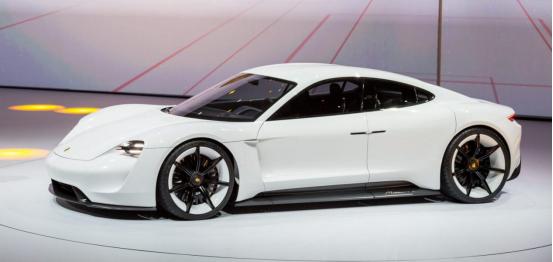保时捷计划6年内电动汽车产量达50%