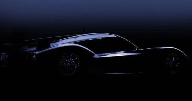 够拉风 丰田GR Super Sport概念跑车预告图