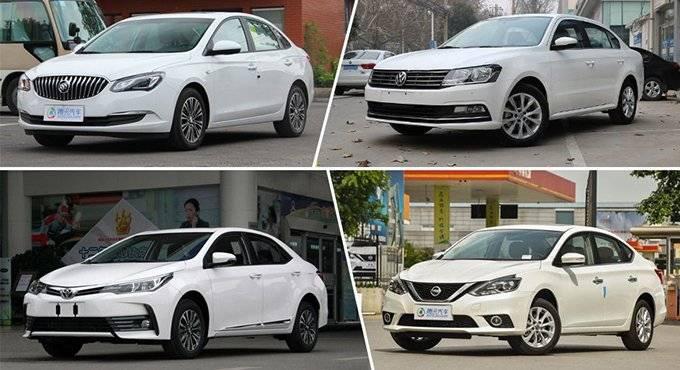 [导购都买SUV?这四款紧凑家轿合计月销13万台