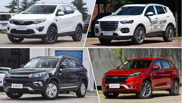 12万全能之选 四款新晋自主紧凑级SUV推荐