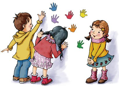孩子健康成长5类朋友不可少