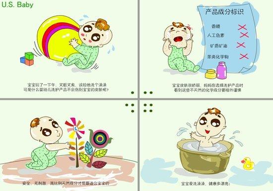 教你如何选择婴儿洗护用品