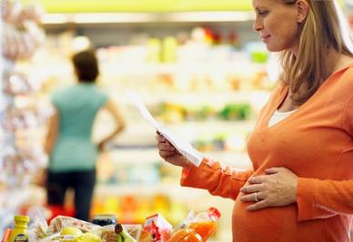 懷胎十月 孕媽營養補充時間表