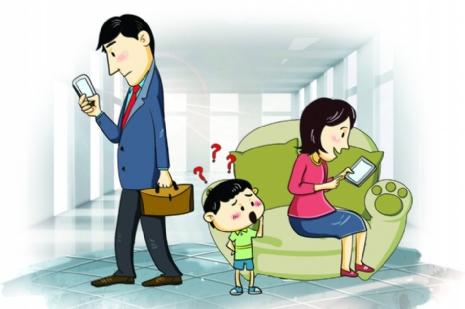 5类妈妈 易让孩子产生叛逆心理