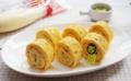 宝宝最爱的黄灿灿鸡蛋豆腐卷
