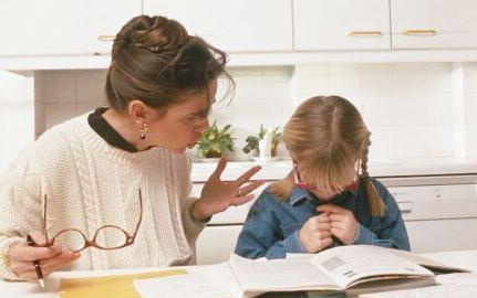 批评孩子要避免这三种错误方式