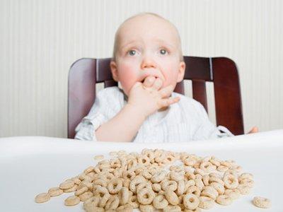 儿童不宜长期进食大量粗粮