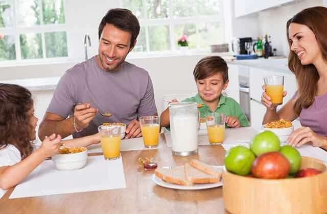 12个饮食法宝助孩子健康补钙