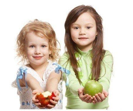 孩子多吃苹果的8大好处