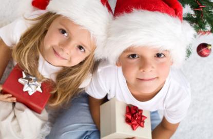 6个趣味圣诞亲子游戏 嗨翻圣诞