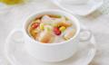 产后下奶营养美食:丝瓜猪蹄汤