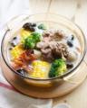 孕妇补钙食谱:时蔬牛骨汤
